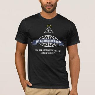 Total World Domination - Bilderberg T-Shirt