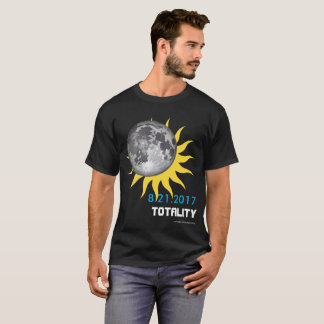 """""""Totality"""" Total Eclipse 2017 Commemorative Shirt"""
