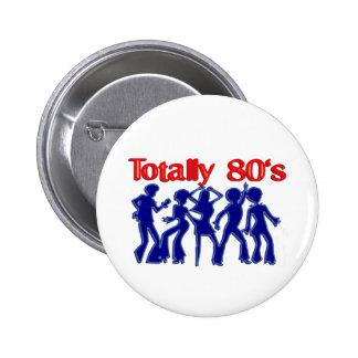 Totally 80s disco pin