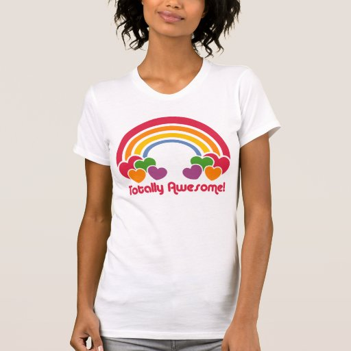 Totally Awesome 80's T-Shirt