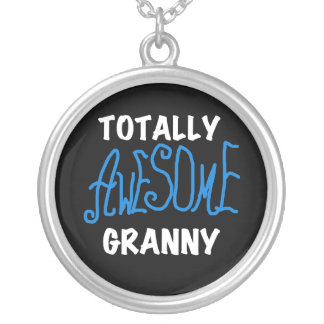 Totally Awesome Granny Blue T-shirts and Gifts Jewelry
