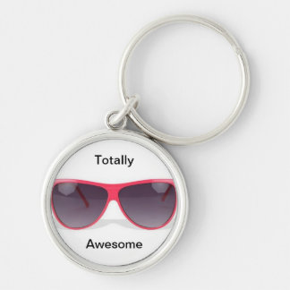 Totally Awesome Sunglasses Key Ring