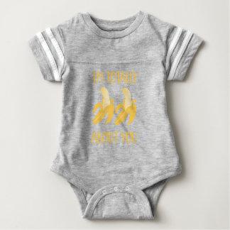 TOTALLY BANANAS BABY BODYSUIT