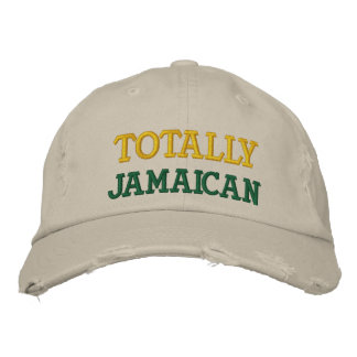 Totally Jamaica Chino Cap
