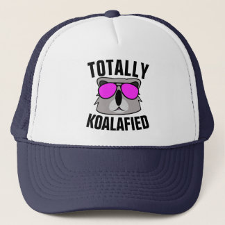 Totally Koalafied Trucker Hat