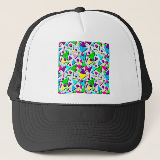 totally radical trucker hat