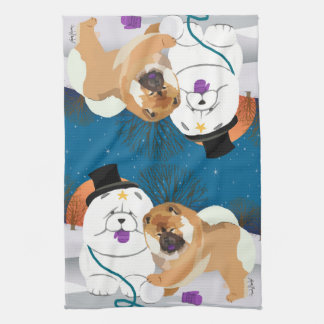 TOTALLY S-MITTEN   Chow kitchen towel