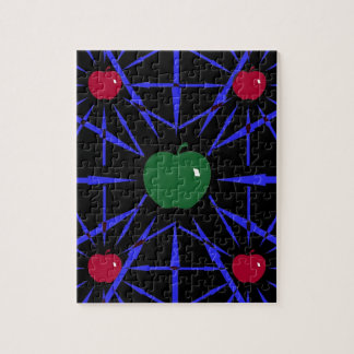 TOTALLY SURROUNDED JIGSAW PUZZLE