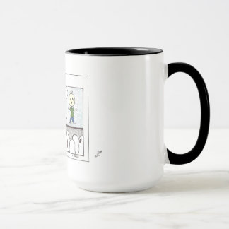 Totally Todd 15 oz Mug, Touch Mug