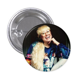 Totally Trudy 3 Cm Round Badge