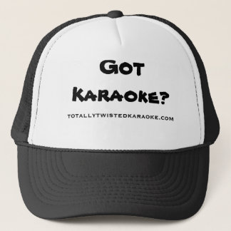 Totally Twisted Karaoke Hat (Got Karaoke?)
