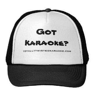 Totally Twisted Karaoke Hat (Got Karaoke?)
