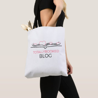 TotallyBooked Shopper Tote Bag