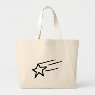 tote back with shooting star bag