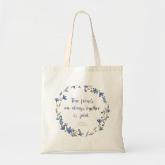 Tote Bag - Anne of Green Gables Quote