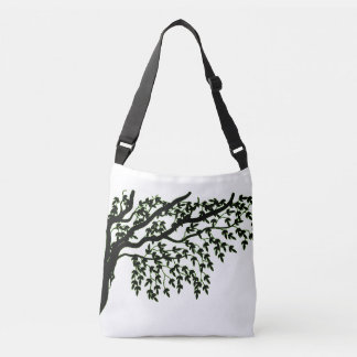 Tote Bag (ao) - Weeping Branches