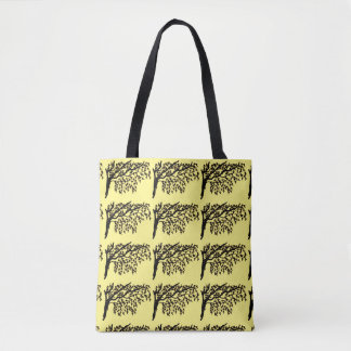 Tote Bag (ao) - Weeping Branches Multiplied
