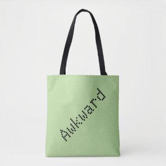 Tote Bag, Awkward