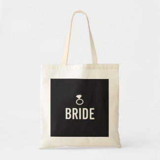 Tote Bag - Bride Ring (Bling)