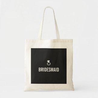 Tote Bag - Bridesmaid Ring (Bling)
