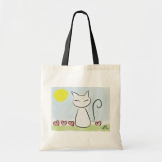 Tote Bag - Cat in the Sun