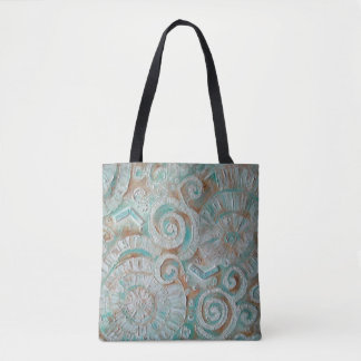 "Tote bag ""Emerald"""