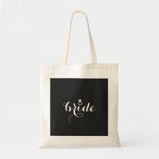 Tote Bag - Fab Bride Ring (Bling)