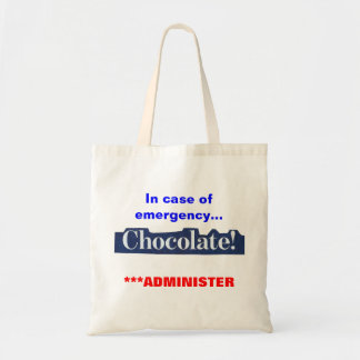 Tote bag for chocolate lovers