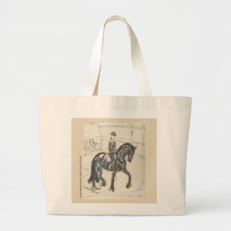 Tote Bag for Horse Lovers
