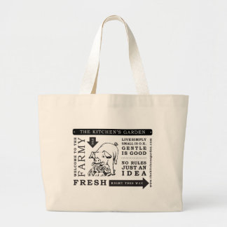 Tote Bag for the garden