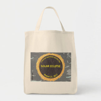 tote bag for the solar eclipse-minded