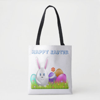 Tote Bag Happy Easter