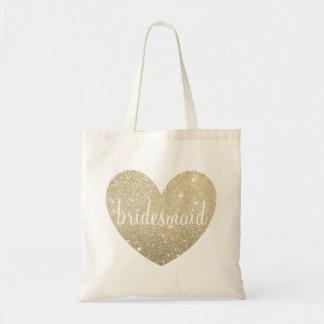 Tote Bag | Heart Fab Bridesmaid