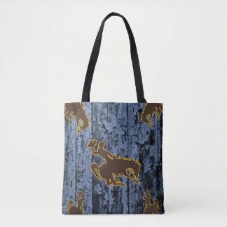 tote bag horses