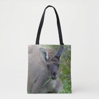 Tote Bag - Kangaroo Lunch