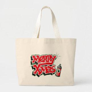 Tote Bag - Merry Christmas