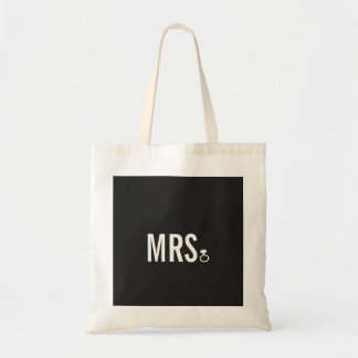 Tote Bag - Mrs. Ring (Bling)