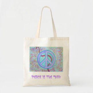 Tote Bag - Peace is the Way