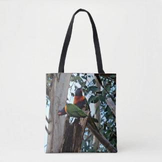 Tote Bag - Rainbow Lorikeets