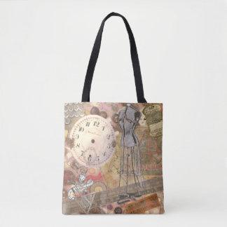 Tote Bag Sewing Theme