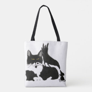 Tote Bag 'Suki and her Imaginary Friends'