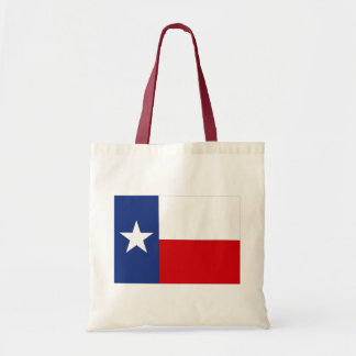 Tote Bag Texas Lone Star State Flag Red White Blue