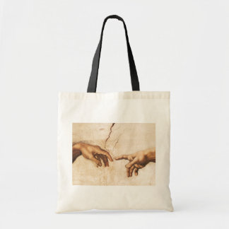 Tote Bag - The Creation of Adam
