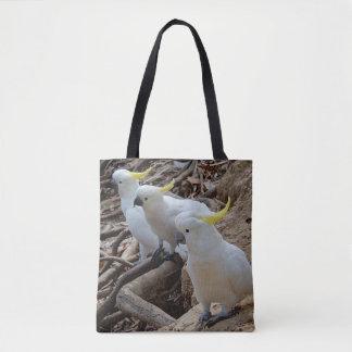 Tote Bag - The Three Cockatoos