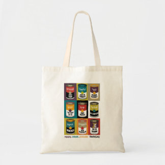 Tote bag - variety of sizes and colors