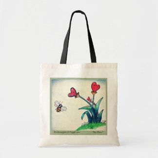 Tote Bag w/Original Art