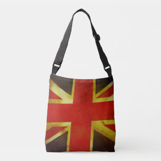 Tote Bag with Old British Flag
