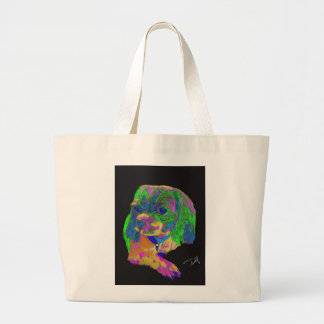 Tote bag with Shih Tzu