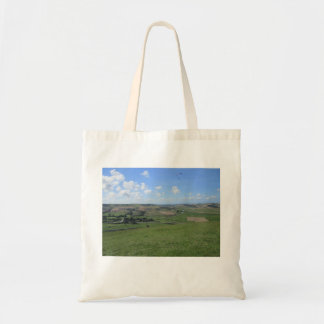 Tote Bag With South Downs View Picture