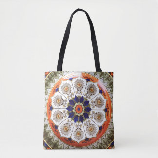 Tote-Bags Heirlooms You Can Use: Cyprus Patten Tote Bag
